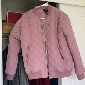 Forever 21, size large quilter puffer jacket